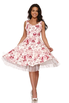 Hearts and Roses Blushing Roses Dress - Product List Image