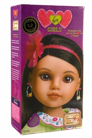 Hearts for Hearts Dolls Consuelo Doll - Back cropped