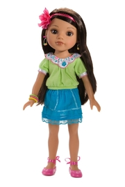 Hearts for Hearts Dolls Consuelo Doll - Front cropped