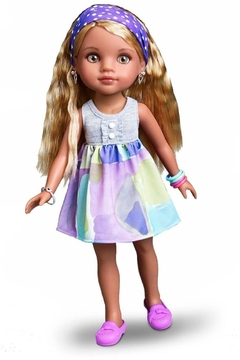 "Shoptiques Product: Lauryce 14"" Doll"