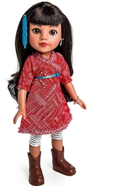 Hearts for Hearts Dolls Mosi Doll - Front cropped