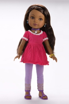 Hearts for Hearts Dolls Nahji Doll - Product List Image
