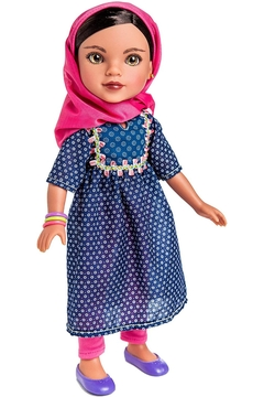 Hearts for Hearts Dolls Shola Doll - Product List Image