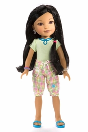 Hearts for Hearts Dolls Tipi Doll - Front cropped