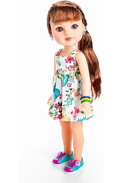 Hearts for Hearts Dolls Zelia Doll - Product List Image
