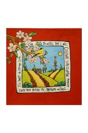 Heartville Studios Cherry Cottage Painting - Product Mini Image
