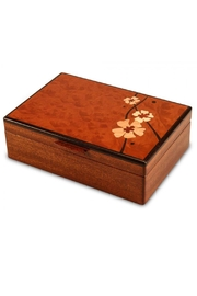 Heartwood Creations Moonflower Jewelry Box - Product Mini Image