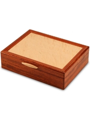 Heartwood Creations Handcrafted Jewelry Box - Front cropped