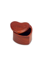 Heartwood Creations Heart Swivel Box - Product Mini Image
