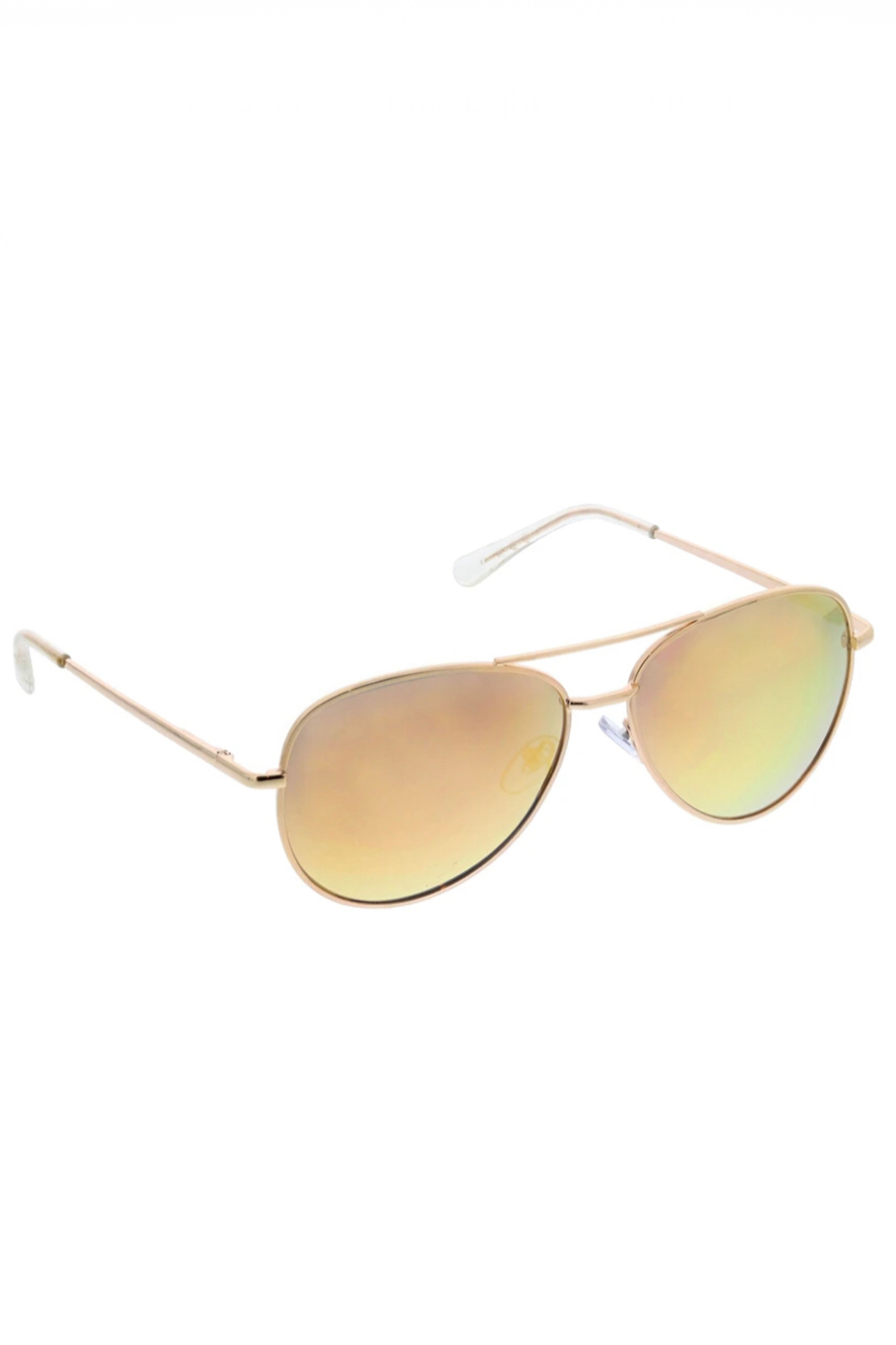 Peepers  Heat Wave Sun Reading Sunglasses 247 - Front Cropped Image