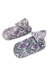 Sonoma Lavender Heated Lavender Booties - Product Mini Image