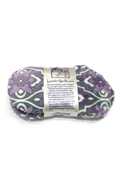 Sonoma Lavender Heated Lavender Booties - Front full body