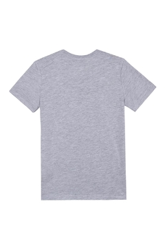 Paul Smith Junior Heather-Grey 'Tedra' T.Shirt - Alternate List Image