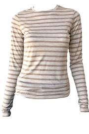 Vince Heather Stripe Tee - Other