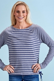 Fresh Produce Heather Stripe Top - Product Mini Image