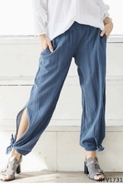 Heather Voile Pant - Product Mini Image
