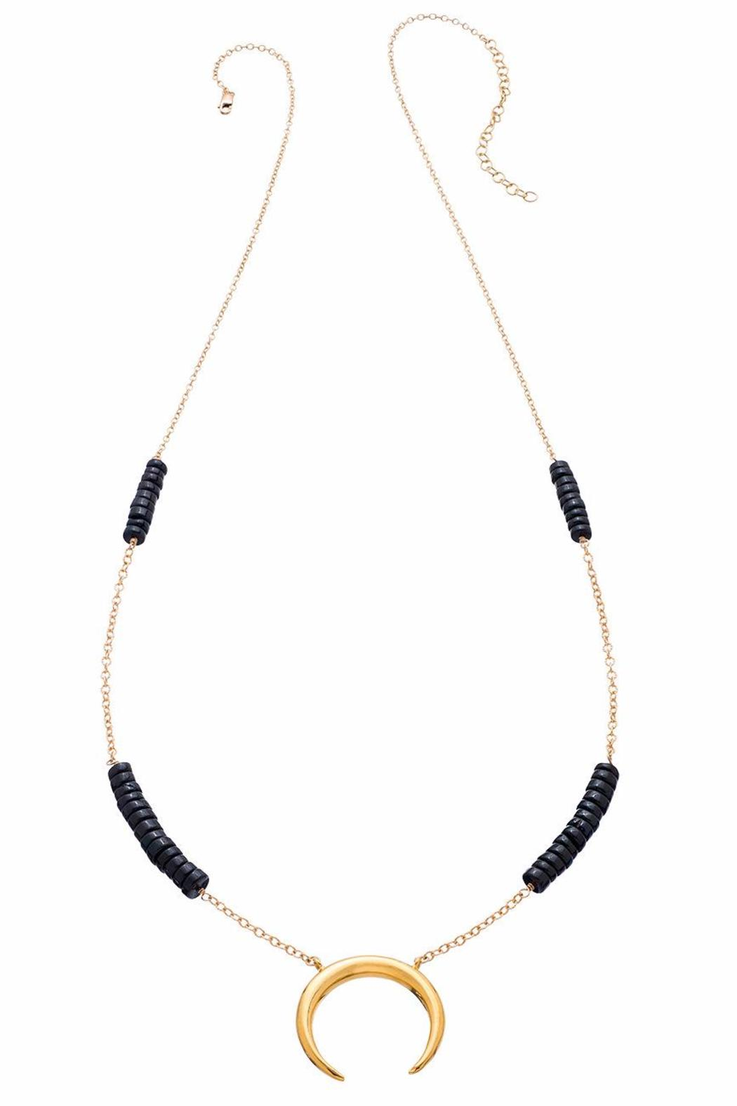 Heather Hawkins Big Sky Necklace - Front Cropped Image