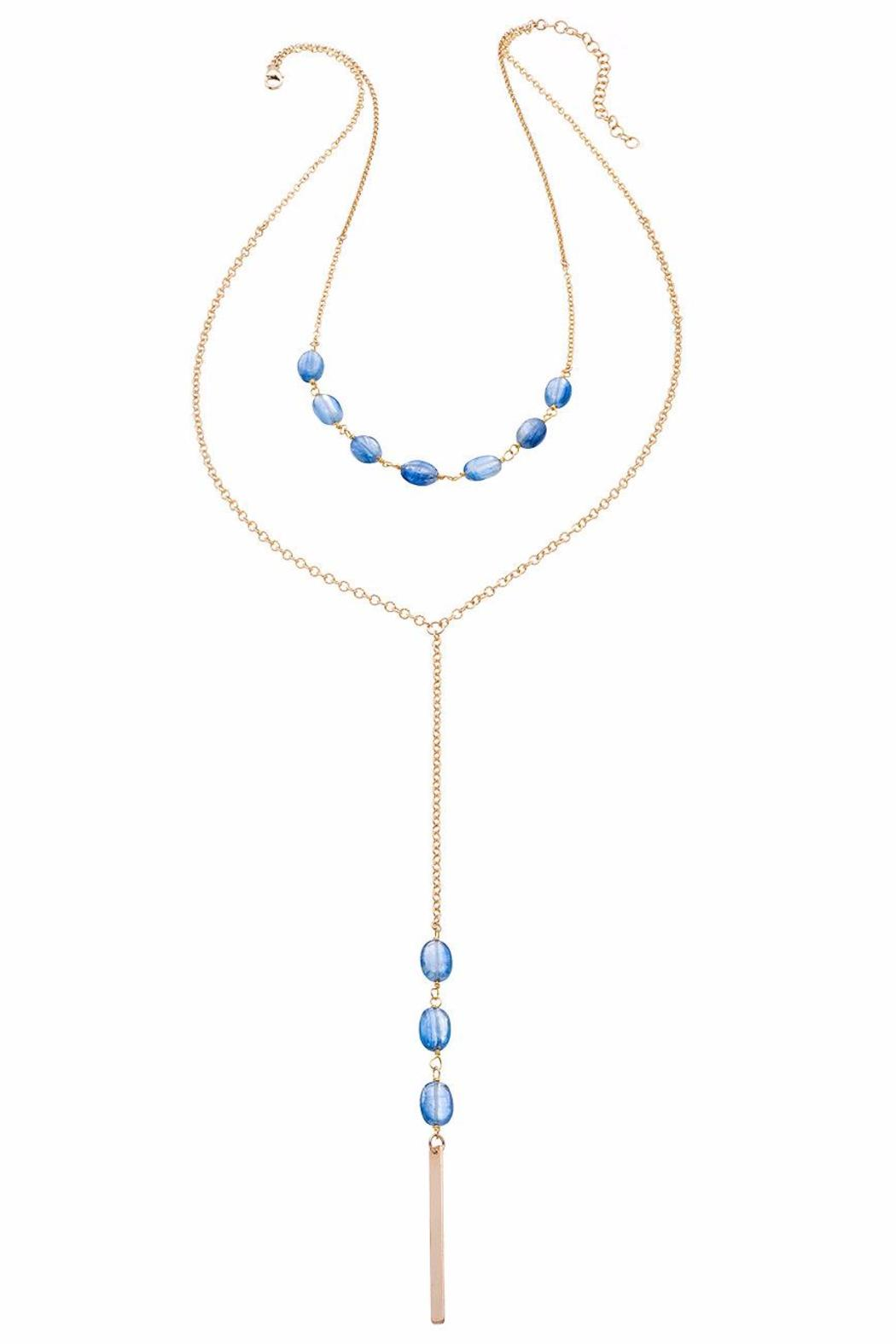 Heather Hawkins Little Dipper Necklace - Front Cropped Image