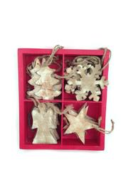 Heather Scott Home & Design Assorted Ornament Box - Front cropped