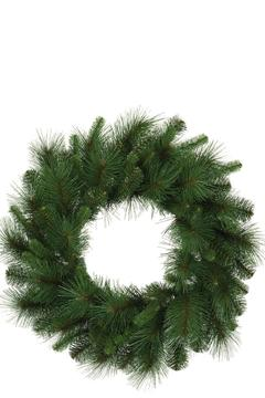 Heather Scott Home & Design Faux Pine Wreath-24 - Alternate List Image