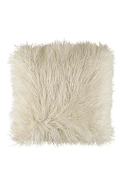 Shoptiques Product: Furry Pillow
