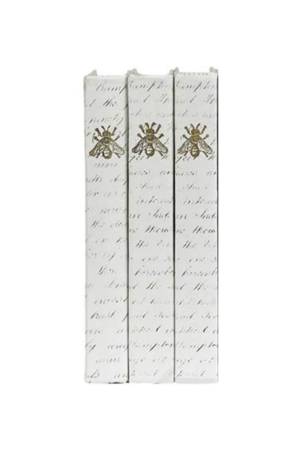 Shoptiques Product: Bee Book Set