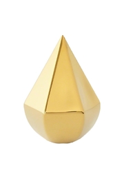 Heather Scott Home & Design Gold Minimalist Object - Product Mini Image