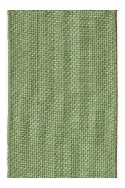 Heather Scott Home & Design Green Burlap Ribbon - Product Mini Image