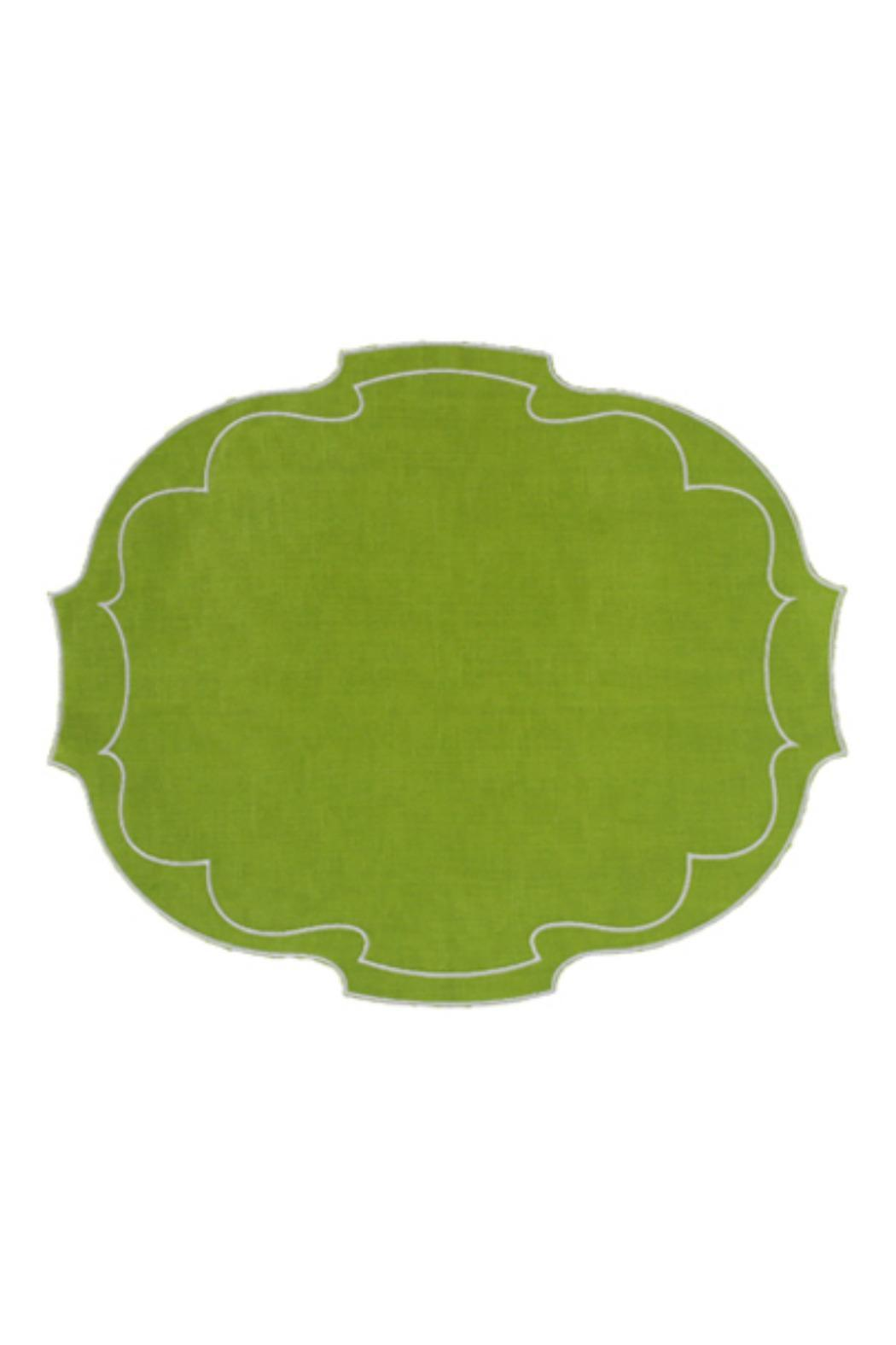Heather Scott Home & Design Sage Placemat - Main Image