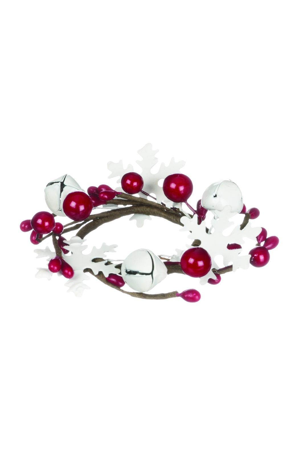 Heather Scott Home & Design Snowflake Bell Ring - Main Image
