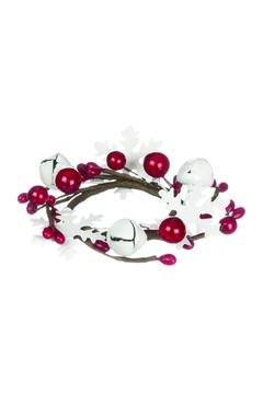 Heather Scott Home & Design Snowflake Bell Ring - Product List Image