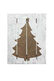 Heather Scott Home & Design Tree Pallet Sign - Front cropped