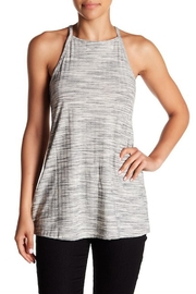 Olive + Oak Heathered Tank - Product Mini Image