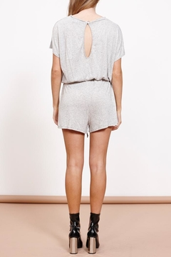 MPC Heathered Tee Romper - Alternate List Image
