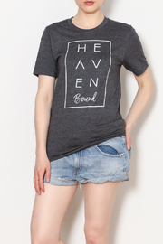 K&K Heaven Bound Tee - Front cropped