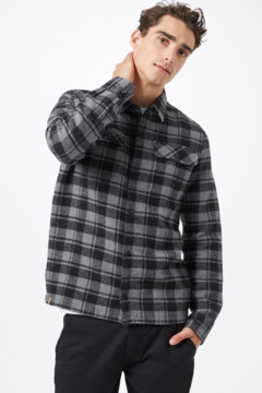 Ten Tree Heavy Weight Flannel Shirt - Product List Image