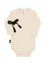 Hebe Newborn Long Sleeve Onesie Cotton Bodysuit for Infant Toddlers - Product Mini Image
