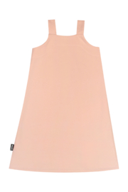 Hebe Organic Cotton Strap Dress for Girls - Front cropped