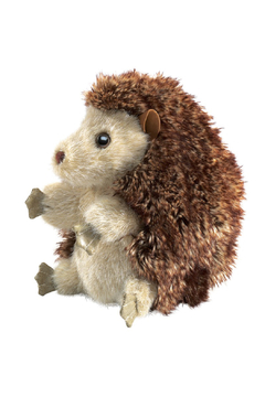 Folkmanis Hedgehog Puppet - Product List Image