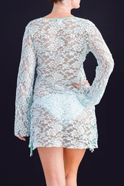 Myskova Heidi Lace Cover-Up - Side cropped