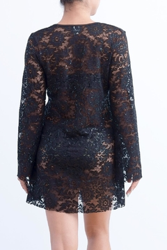 Myskova Heidi Lace Cover-Up - Alternate List Image