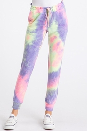 Heimish Tie Dye Joggers - Front cropped