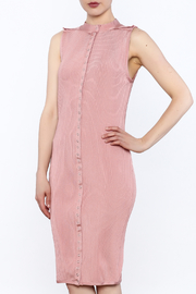 Heiress Boutique Ribbed Sweater Dress - Product Mini Image