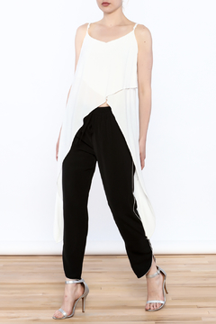 Heiress Boutique White Layers Top - Product List Image