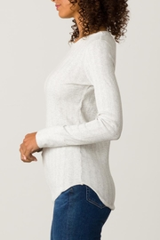 Margaret O'Leary Heirloom Boatneck - Front cropped