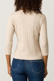 Margaret O'Leary Heirloom Cardigan - Side cropped