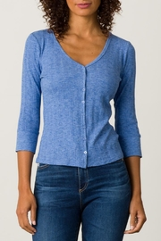 Margaret O'Leary Heirloom Cardigan - Front cropped