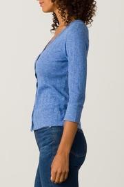 Margaret O'Leary Heirloom Cardigan - Front full body