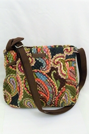 Vera Bradley Heirloom Paisley Hadley - Product Mini Image