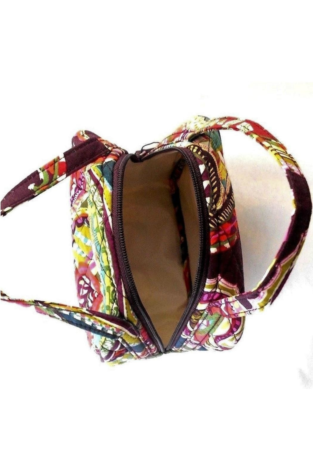 Vera Bradley Heirloom Paisley Lunch-Bunch - Side Cropped Image